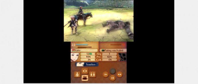 Fire Emblem Fates combat en duo