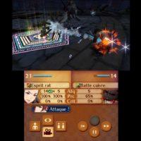 Fire Emblem Fates de jolis effets de lumières