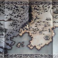 Fire Emblem Fates poster face carte