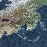 Fire Emblem Fates world map