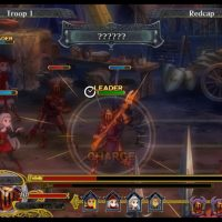 Grand Kingdom - combat