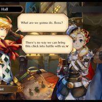 Grand Kingdom - scène de dialogue