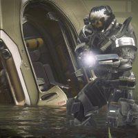 Les nouvelles armures de Halo 5: Guardians