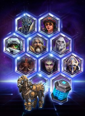 Des promotions pour l'anniversaire d'Heroes of the Storm