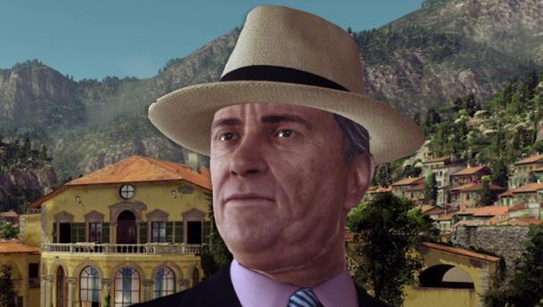 Sénateur de Hitman Dans l'épisode 2