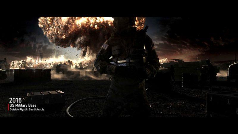 La guerre selon APEX
