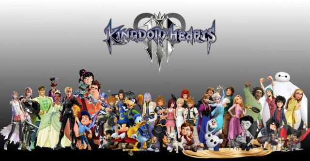 Un casting de reve pour Kingdom Hearts III