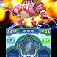Kirby en mode Robobot