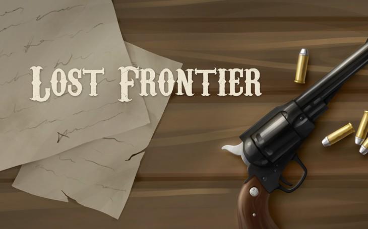 Lost Frontier logo
