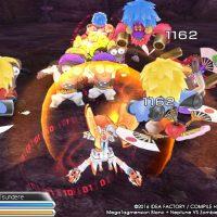 Des ennemies bien loufoques dans MegaTagmension Blanc Neptune vs Zombies