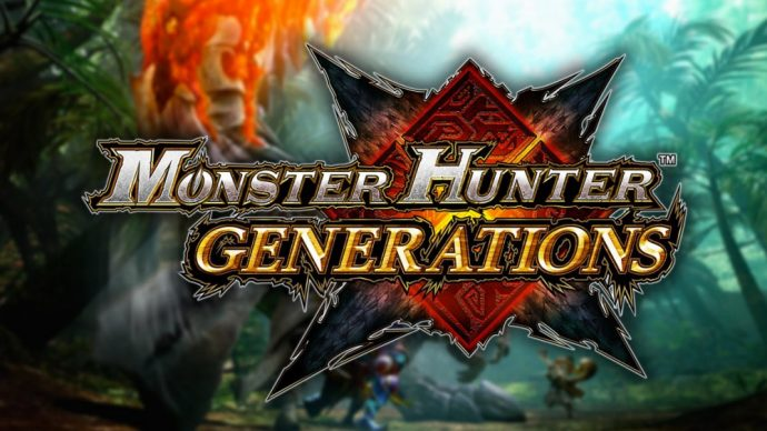 Logo de Monster Hunter Generations