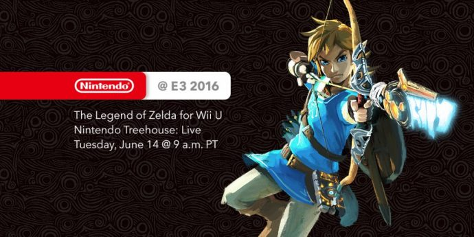 Nintendo Threehouse live 2016