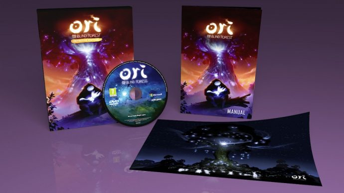 Ori and the Blind Forest version physique simple