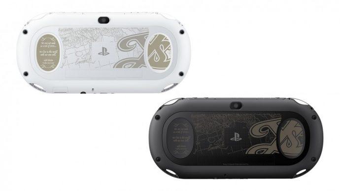 PS Vita Ys VIII collector
