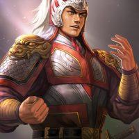 Romance of The Three Kingdoms XIII_Taishi Ci (Civic)