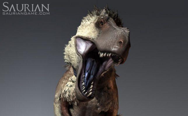 Le terrible Tyrannosaurus