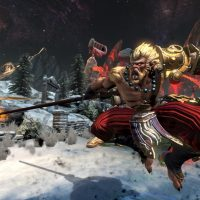 Le dieu Sun Wukong dans SMITE