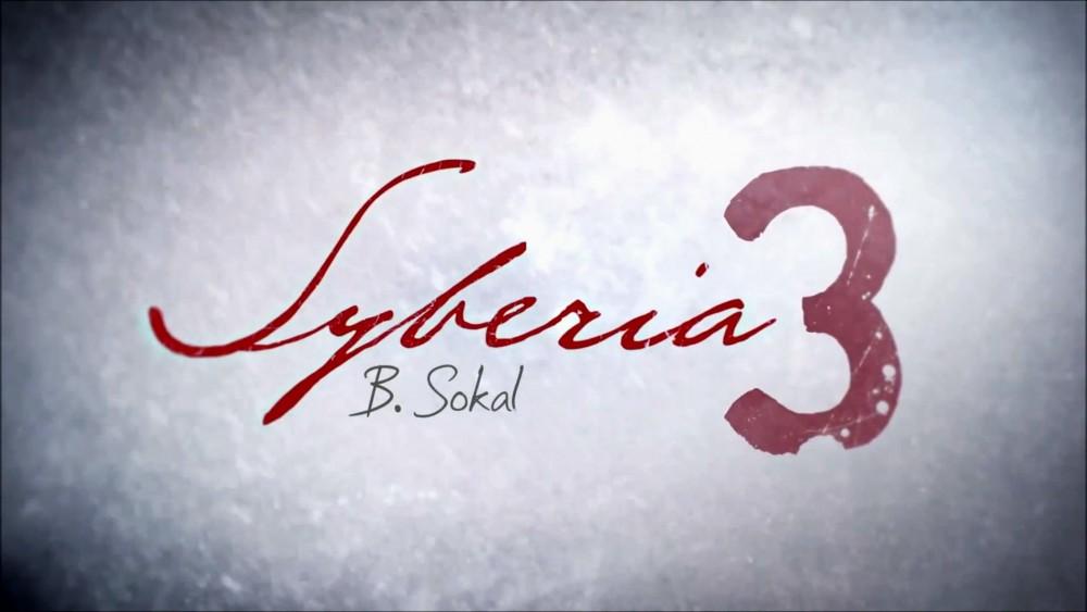 Syberia 3 banière