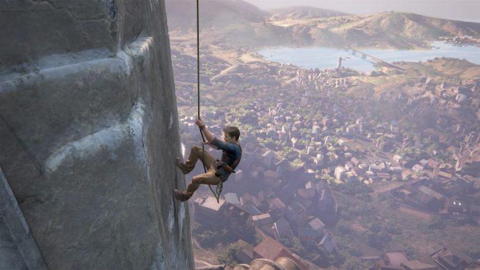 Uncharted 4 - Cascade Nathan Drake