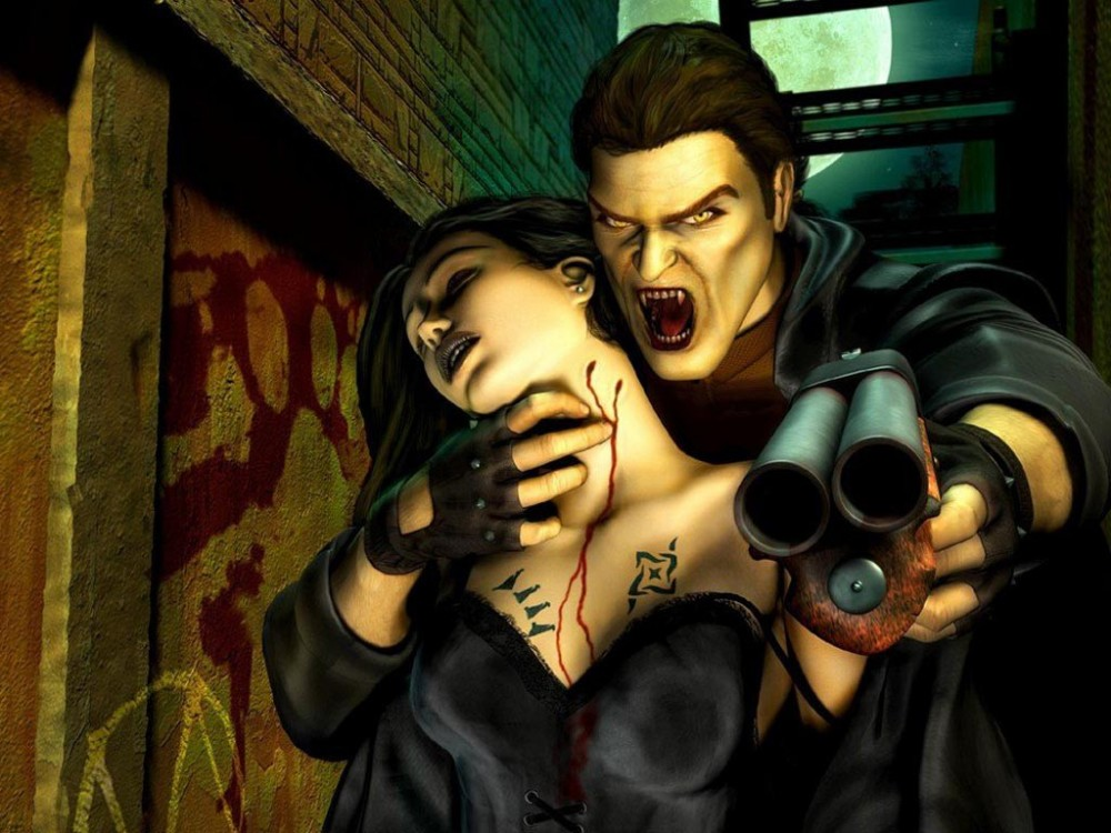 Le jeu Vampire: The Masquerade - Bloodlines