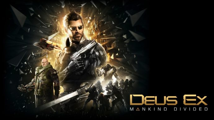 Wallpaper du jeu Deus Ex: Mankind Divided