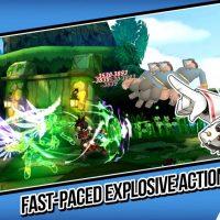 Elsword: Evolution scène de combat
