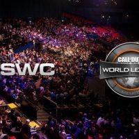 Le zenith ouvre ses portes à l'eswc call of duty world league