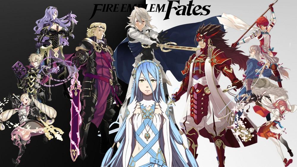 Fire Emblem Fates Révélation