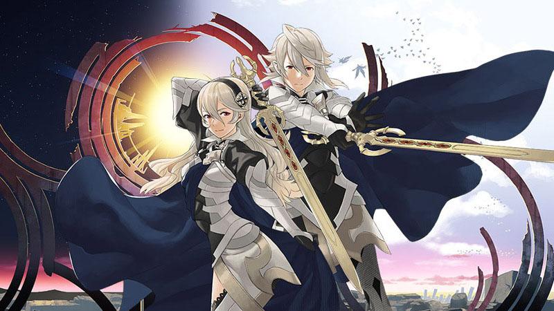 Fire Emblem Fates Conquête l'avatar
