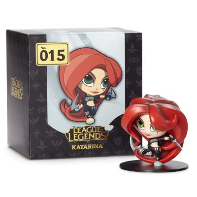 Figurine Katarina de League of Legends