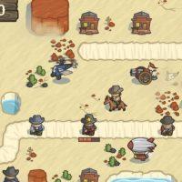 Lost Frontier scène de bataille