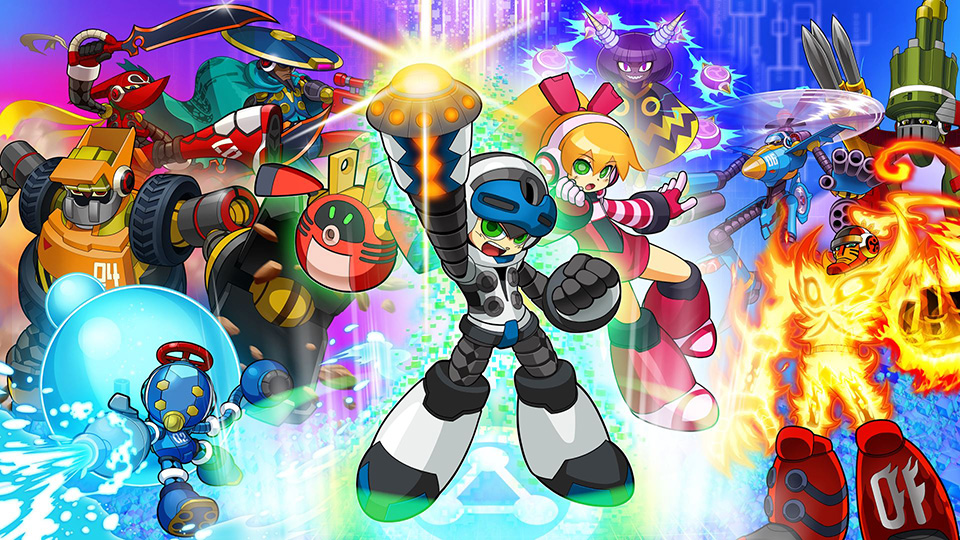 Le jeu Mighty No. 9