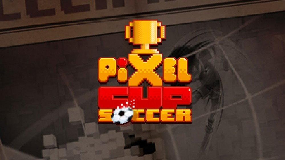 Pixel Cup Soccer logo