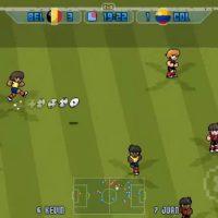 Pixel Cup Soccer 16 tir spécial