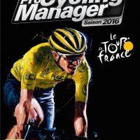 Jaquette Pro Cycling Manager 2016 sur PC