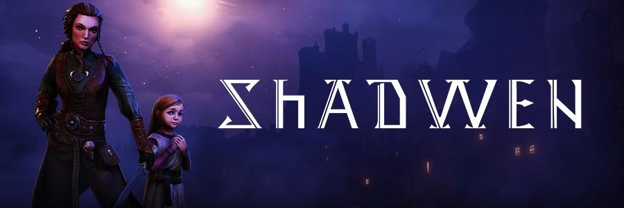 Logo de Shadwen, nouveau jeu d'infiltration de Frozenbyte