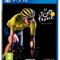 Jaquette PS4 de Tour de France 2016
