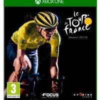 Jaquette Xbox One de Tour de France 2016