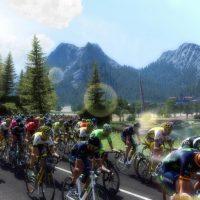 Peloton dans Le Tour de France 2016