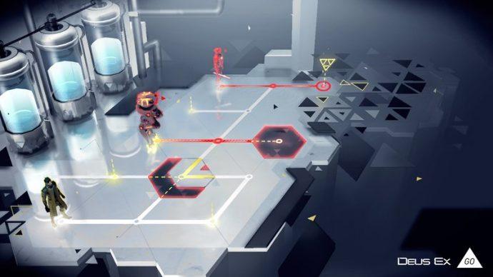 Deus ex go gameplay enigme