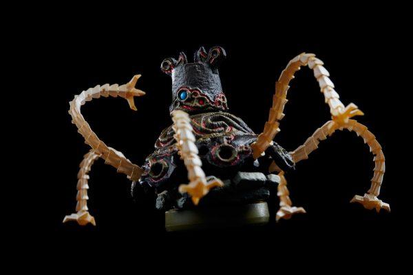 Amiibo Monstre