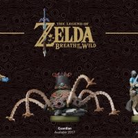 Amiibo Zelda Breath of life