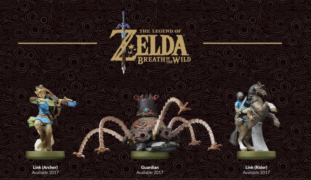 Amiibo Zelda Breath of life