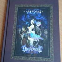Artbook face Odin Sphere Leifthrasir Storybook Edition