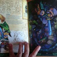 Artbook intérieur 1 Odin Sphere Leifthrasir Storybook Edition