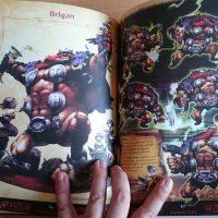 Artbook intérieur 2 Odin Sphere Leifthrasir Storybook Edition