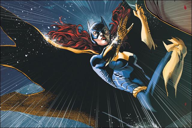 Batgirl, héroïne de Comics