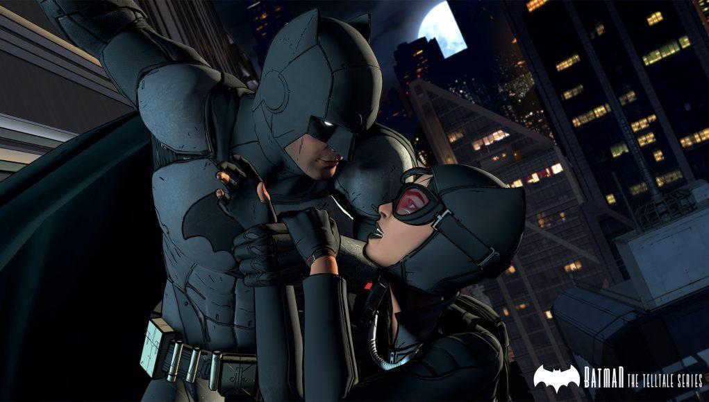 Visuel du jeu Batman: Telltale Series
