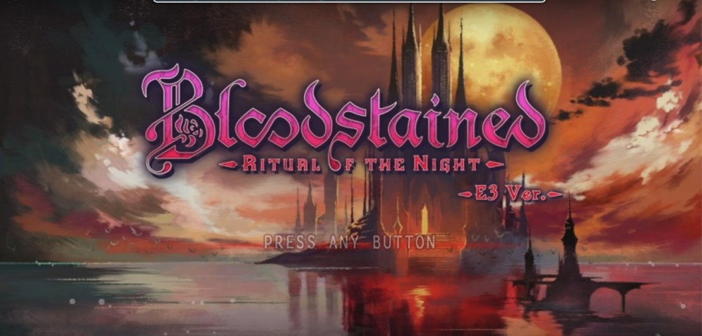 Bloodstained démo
