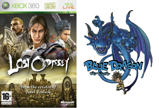 Blue Dragon Lost Odyssey